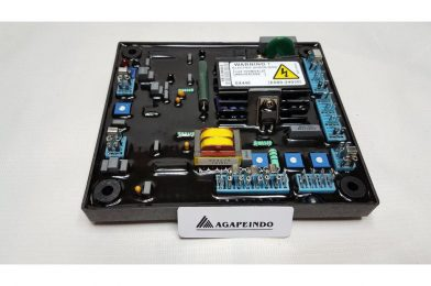 Begini Mekanisme Bagaimana AVR Generator Mengatur Drop Voltage